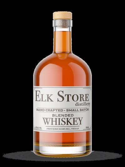 Blended Texas Whiskey